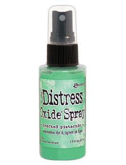 Distress Oxide Spray-cracked pistachio