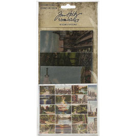Idea-Ology by Tim Holtz/Vellum Scenes