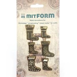 Mitform-Metall Charms/Christmas 5
