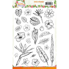 Find It Trading-Stempel/Exotic Flowers