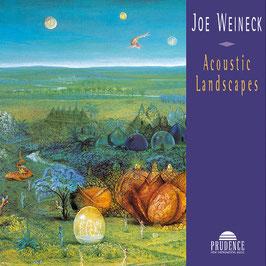 JOE WEINECK Acoustic Landscapes CD