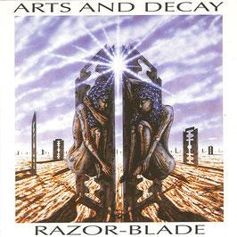 ARTS AND DECAY Razorblade CD / Rock Alternative