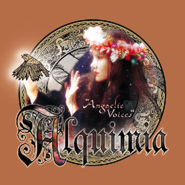 ALQUIMIA Angaelic Voices CD