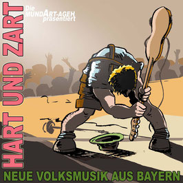 HART UND ZART VOL.1 Various Artists CD