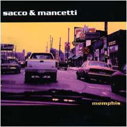 SACCO & MANCETTI Memphis CD
