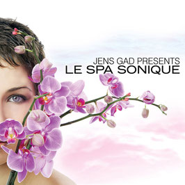 JENS GAD Le Spa Sonique CD