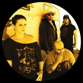 MONO INC. Terlingua PICTURE VINYL LP / Dark Rock / Alternative