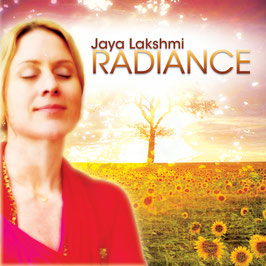 JAYA LAKSHMI Radiance CD / Yoga / Chillout