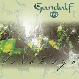 GANDALF Barakaya CD / Guitar Music