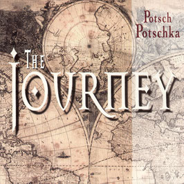 POTSCH POTSCHKA The Journey CD / Guitar Music / Instrumantal