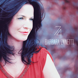 BARBARA ZANETTI  74  CD Digipack / Singer-Songwriter