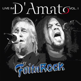FoitnROCK Live im D'Amato Vol.1 CD