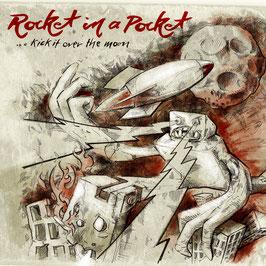 ROCKET IN A POCKET ...kick it over the moon! CD / Rock'n'Roll / Rockabilly