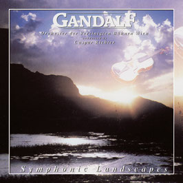 GANDALF Symphonic  Landscapes CD / Guitar Music