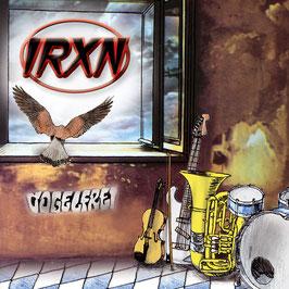 IRXN Vogelfrei CD / Mundart Folk Rock