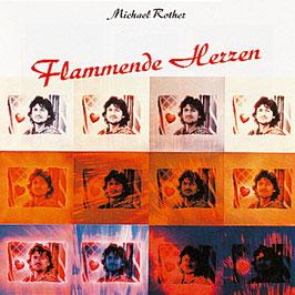 MICHAEL ROTHER Flammende Herzen CD / Gitarre