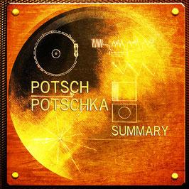 POTSCH POTSCHKA Summary CD / Guitar Music / Rock Instrumental / Progressive