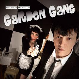 GARDEN GANG Backstair Revolution CD / Punkrock / Alternative
