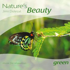 JIMI DOLEZAL Nature's Beauty (Green) CD / Guitar Music