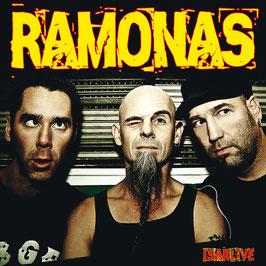 RAMONAS Isarlive CD / Punkrock