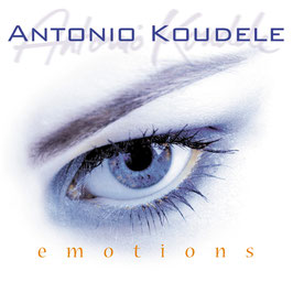 ANTONIO KOUDELE emotions CD / Smooth Jazz / Latin Jazz / Guitar Music