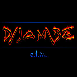 D-JAM-BE energetic tribal music CD