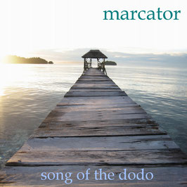 MARCATOR Song of the dodo CD / Guitar Music / Blues / Boogie