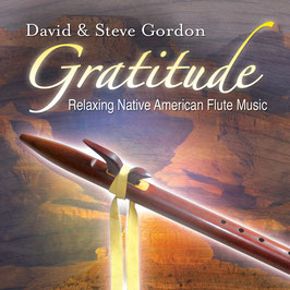 DAVID & STEVE GORDON Gratitude CD