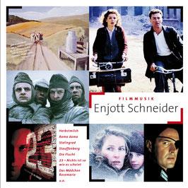 ENJOTT SCHNEIDER Filmmusik DOPPEL-CD