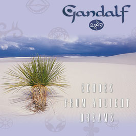GANDALF Echoes From Ancient Dreams CD / Guitar Music