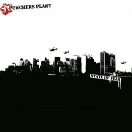 PUNCHERS PLANT State Of Fear CD / Punkrock