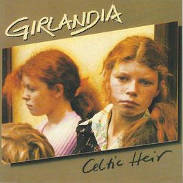 GIRLANDIA Celtic Heir CD / Irish-Folk