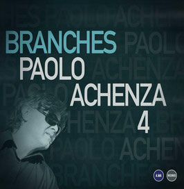 PAOLO ACHENZA 4 Branches CD / Acid Jazz