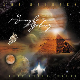 JOE WEINECK From Jungle To Galaxy - Deep Space Lounge CD