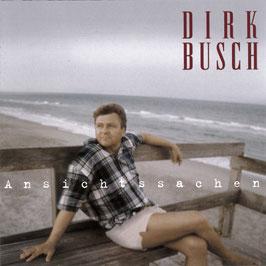 DIRK BUSCH Ansichtssachen CD