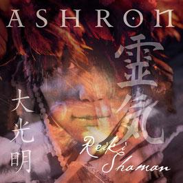 ASHRON Reiki Shaman CD