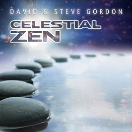 DAVID & STEVE GORDON Celestial Zen CD / Meditation / Yoga