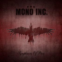 MONO INC. Symphonies Of Pain - Hits and Rarities Doppel-CD / Dark Rock / Alternative
