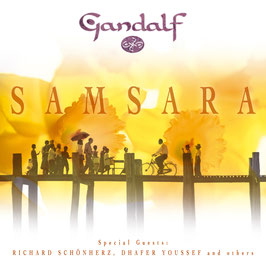 GANDALF Samsara CD / Guitar Music