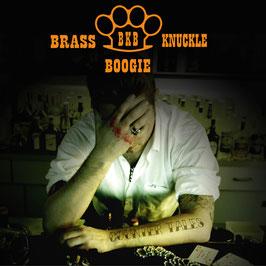BRASS KNUCKLE BOOGIE Counter Tales CD / Rockabilly / Rock'n'Roll