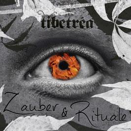 TIBETRÉA Zauber und Rituale CD / Fantasy Folk
