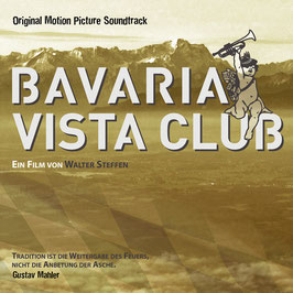 BAVARIA VISTA CLUB Original Motion Picture Soundtrack CD / Mundart