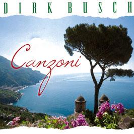 DIRK BUSCH Canzoni CD / Pop Italienisch