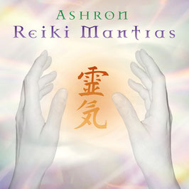 ASHRON Reiki Mantras CD