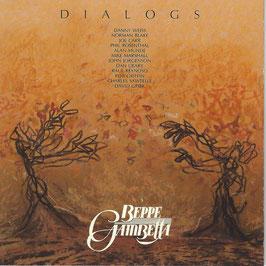 BEPPE GAMBETTA Dialogs CD / Gitarre / Folk