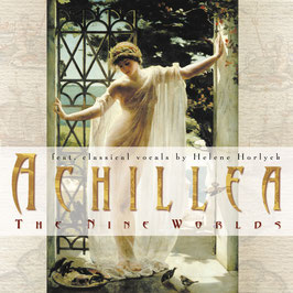 ACHILLEA The Nine Worlds CD Produced by Jens Gad