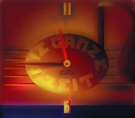 EDO ZANKI & FREUNDE Die Ganze Zeit CD