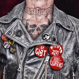 LustfingeR - Es gibt nichts zu bereuen CD / Punkrock Deutsch