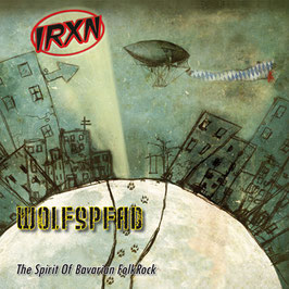 IRXN Wolfspfad CD / Mundart Folk Rock