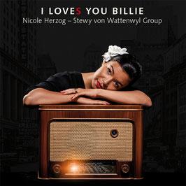 NICOLE HERZOG - STEWY VON WATTENWYL GROUP I Loves You Billie CD